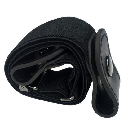 Adjustable Elastic Buckleless Belt