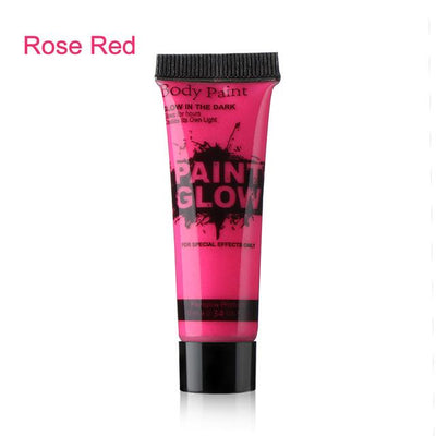 1Pcs Fluorescent Face Body Makeup Paint