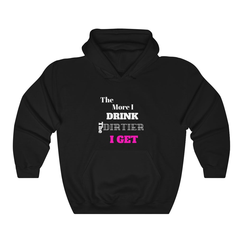 Unisex DIRTIER Hooded Sweatshirt