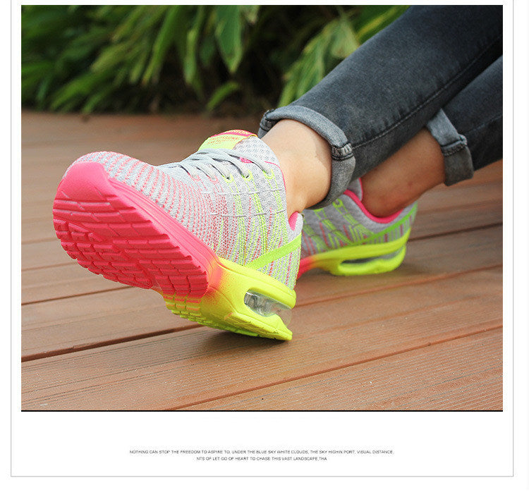 Running Breathable Lightweight Women Shoes