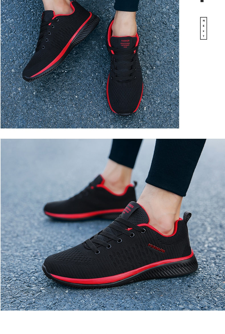 Genuine High Quality Mesh Men Casual Shoes
