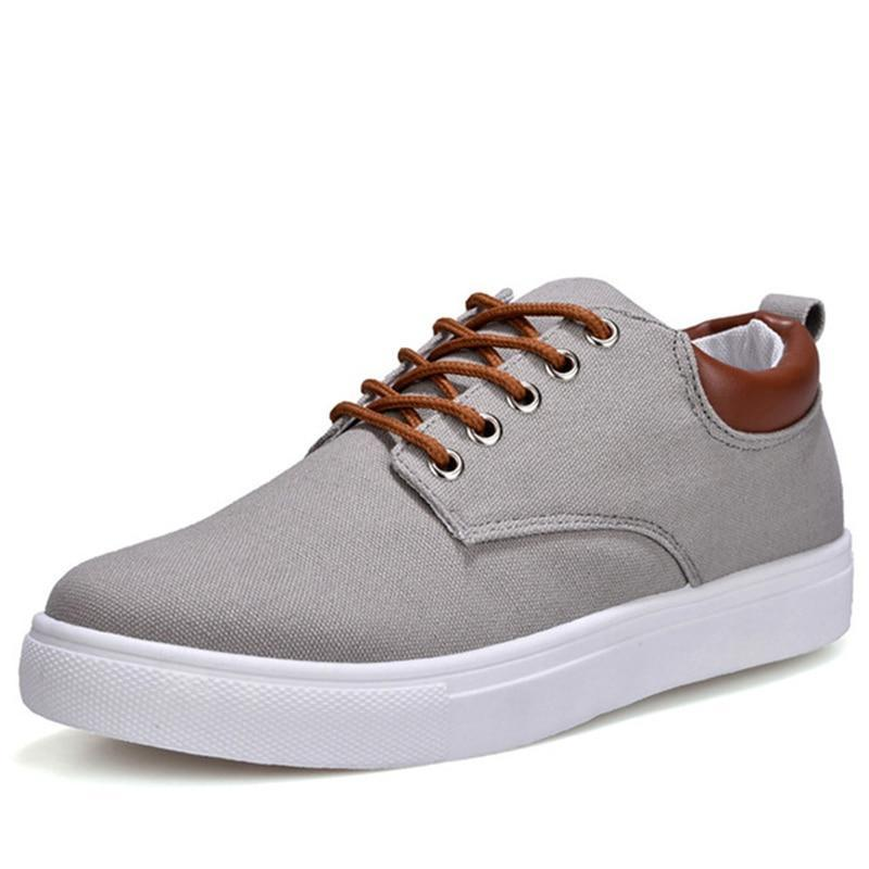 Canvas Comfortable Casual Mens Shoes