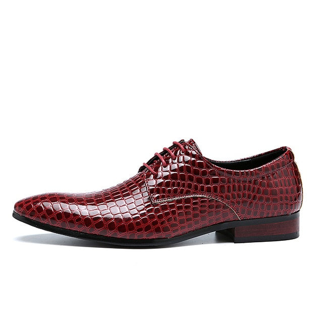 Italian Formal Pointed Men Shoes