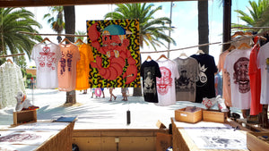 THE BESTIAL BEACH MARKET 2018