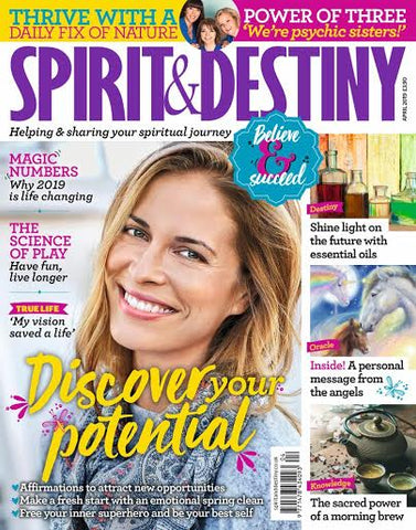 7th Heaven spiritual accessories Spirit & Destiny magazie