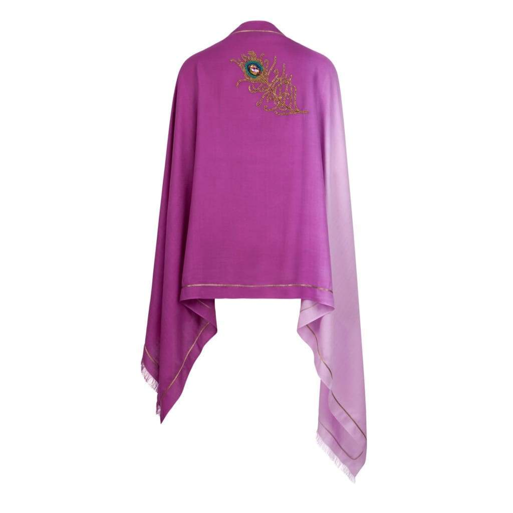 7th Heaven Angel Chameul Pink Spiritual Wrap Scarf