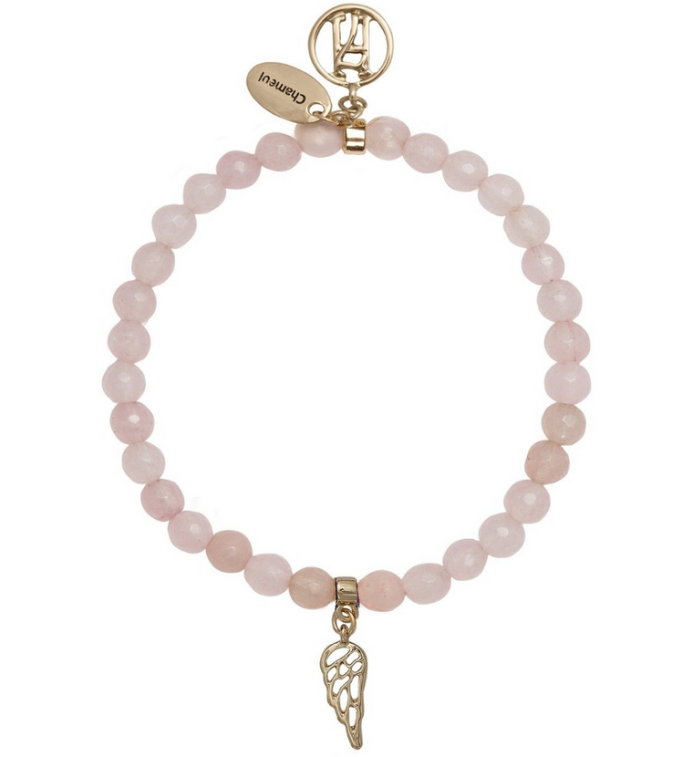 Angel Chameul Pink Bracelet for Love, Passion & Relationships