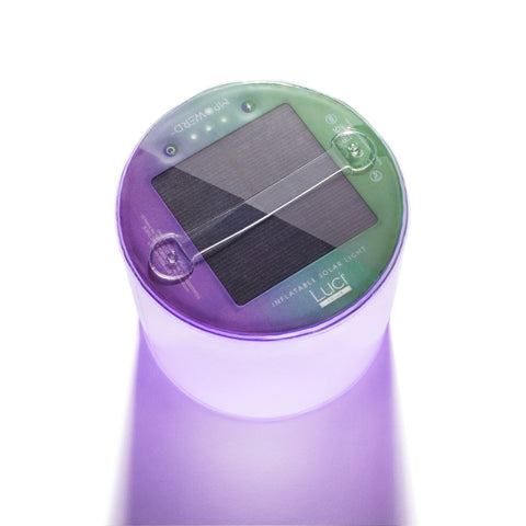 Luci Inflatable Solar Light - Color - Travel with Myght