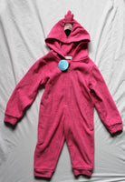 "The Original My ""Buddy"" Towel Onesie ® Pink Flamingo"