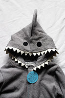 "The Original My ""Buddy"" Towel® Grey Shark (patent pending)"