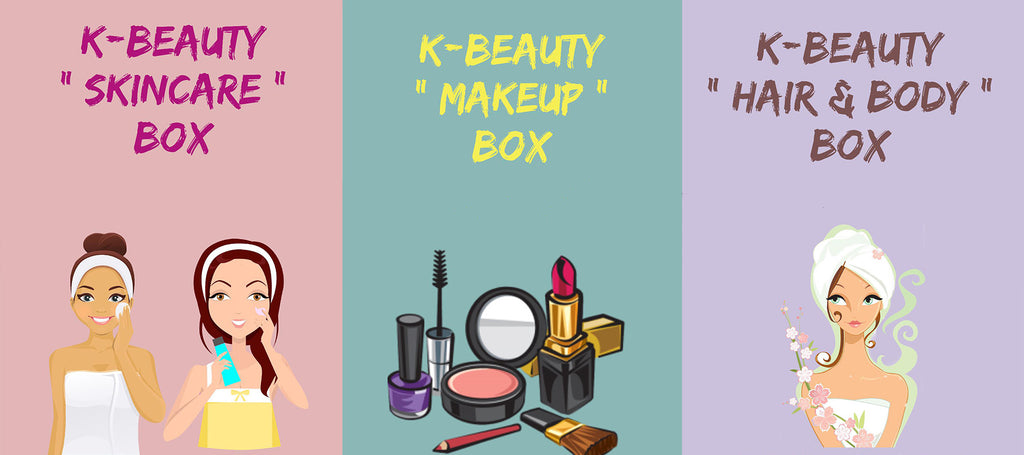 Shofon K-Beauty Random Box
