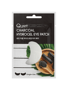 QURET Charcoal Hydrogel Eye patch