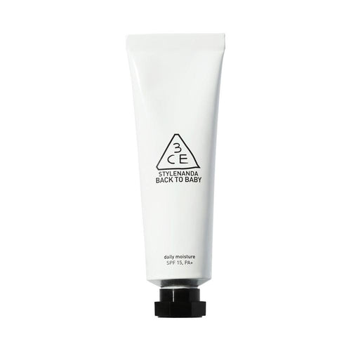 Back To Baby Daily Moisture SPF15 PA+ #White 30ml
