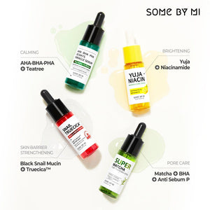 [SOME BY MI] Total Care Serum Trial Kit (14ml each)