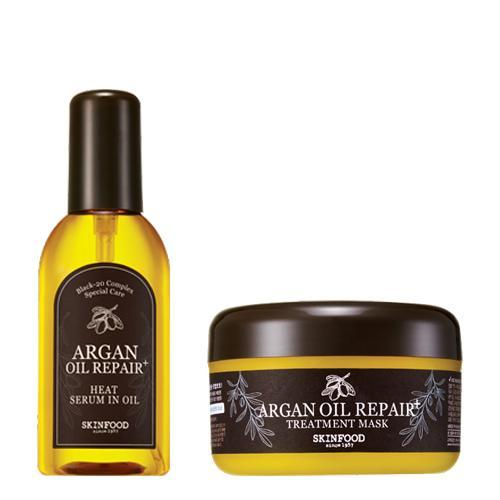 Argan Oil Hair Care #Damage Repair