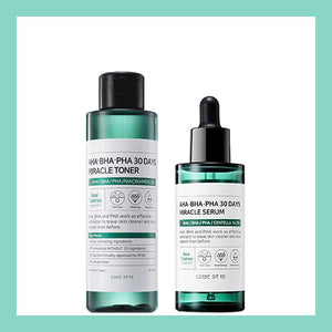 Some By Mi Miracle Pure Set Toner + Serum