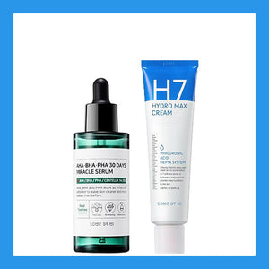 SOME BY MI Miracle Set H7 Line Serum + H7 Cream