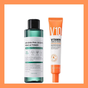 Miracle Set V10 Line #Toner + V10 Cream