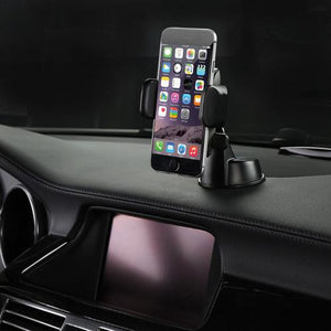 DASH CRAB Car Mount Mobile Holder #Black