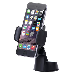 Dash Crab Touch Black Phone Holder