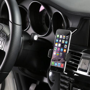 DASH CRAB Mono #Red Car Mount Mobile Holder