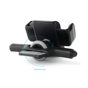DASH CRAB Roulette Touch #Black Car Mount Mobile Holder