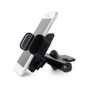 Roulette Touch Black Mobile Holder