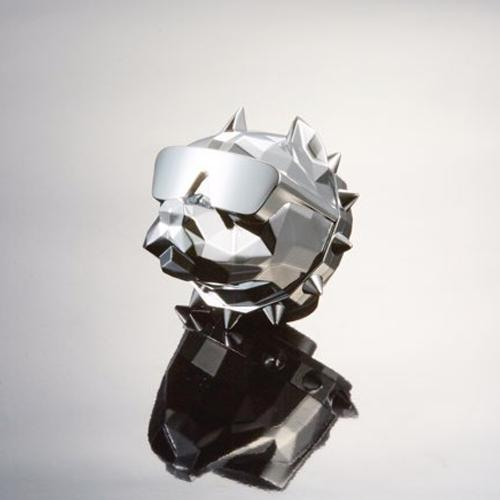 DE:BULL. Chrome Silver #White Musk