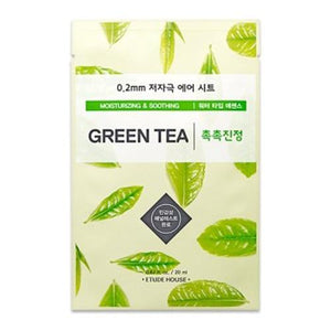 Therapy Air Mask Green Tea Moisturizing and Soothing