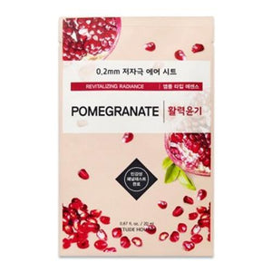 0.2 Therapy Air Mask 20ml #Pomegranate Revitalizing Radiance