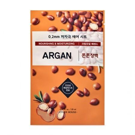 0.2 Therapy Air Mask 20ml #Argan Nourishing and Moisturizing