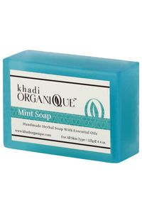 KHADI ORGANIQUE Mint Soap