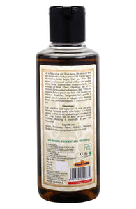 KHADI ORGANIQUE Henna Rosemary Hair Oil