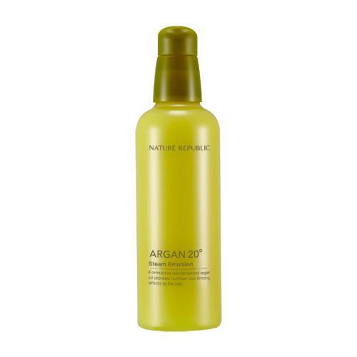 Argan 20 Steam Emulsion