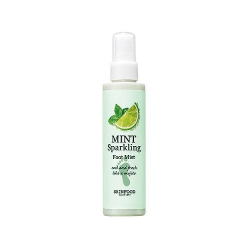 Mint Sparkling Foot Mist