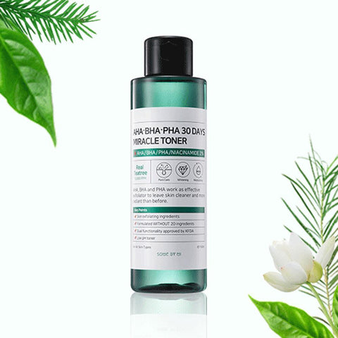 Miracle Basic Set #Foamcrub + Toner