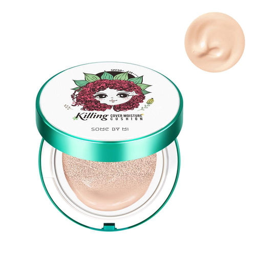Killing Cover Moisture Cushion 2.0 Matt Finish #23 Natural Beige