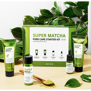 SOME BY MI Super Matcha Pore Care Starter Kit