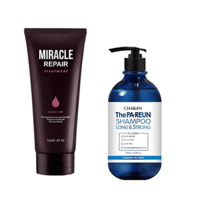 SOME BY MI & CHAKAN Miracle Repair Plus The Pareun Fast Hair Growth Shampoo
