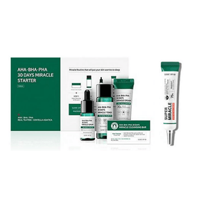 SOME BY MI Miracle Kit Plus Super Spot All Kill Cream Set