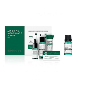 SOME BY MI Miracle Kit Plus Miracle tea tree spot oil Set