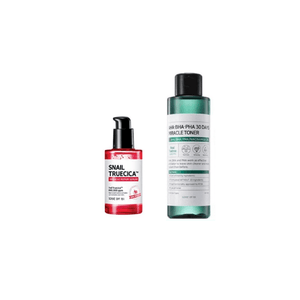 Snail Truecica Plus Miracle Toner Set