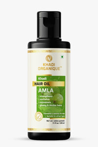 KHADI ORGANIQUE Amla Hair Oil