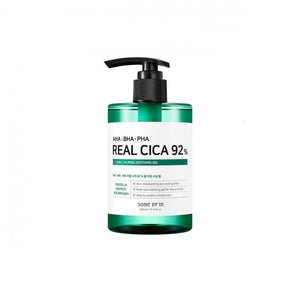 SOME BY MI -AHA, BHA, PHA Real Cica 92% Cool Calming Soothing Gel