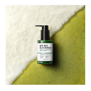 SOME BY MI - Bye Bye Blackhead 30 Days Miracle Green Tea Tox Bubble Cleanser