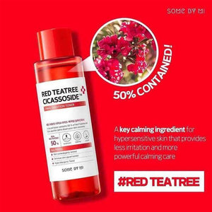 SOME BY MI - Red Tea Tree Cicassoside Derma Solution Toner
