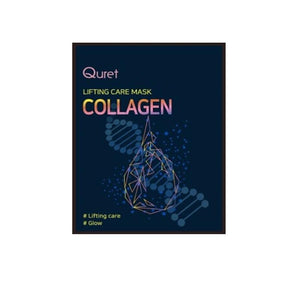 QURET Lifting Care Mask- COLLAGEN