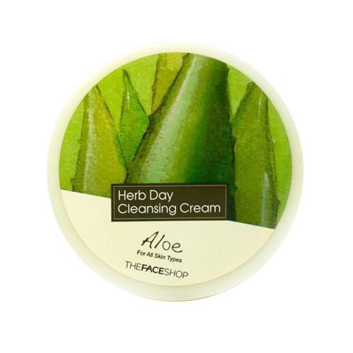 Herb Day Cleansing Cream #Aloe