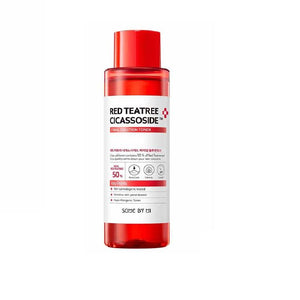 SOME BY MI Red TeaTree Cicassoside Ultimate Solution Set- Toner +Serum +Cream