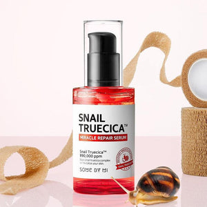 SOME BY MI Snail Truecica Miracle Repair Serum - Removes Acne Scars & Blemishes